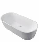 【麗室衛浴】國產 LS-1381 雙層壓克力獨立造型缸 135X65X50CM 另售142跟150CM