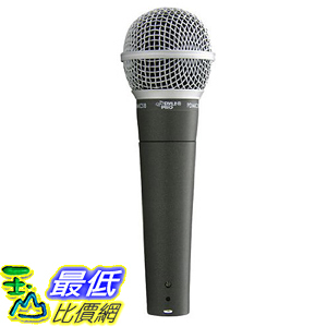 [美國直購] Pyle-Pro PDMIC58 麥克風 Professional Moving Coil Dynamic Handheld Microphone