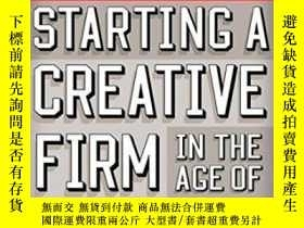二手書博民逛書店Agency:罕見Starting A Creative Firm In The Age Of Digital M