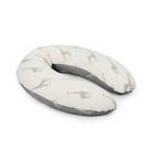比利時Doomoo有 機棉舒眠月亮枕 (DMB75灰長頸鹿) 2368元