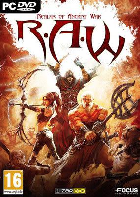 【軟體採Go網】PCGAME★新品現貨供應★上古爭霸 R.A.W.-Realms of Ancient War 英文版