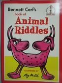 【書寶二手書T9/語言學習_QBI】Animal Riddles (Beginner Series)_Bennett C