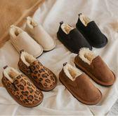 兒童棉鞋-2018冬新款女童加絨棉鞋