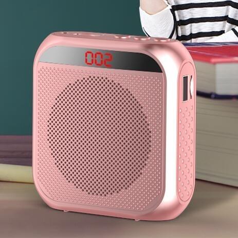 (免運)擴音器教師用無線耳麥戶外教學講課專用錄音地攤喇叭夜市擺攤叫賣小型