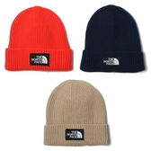 THE NORTH FACE 毛帽 針織 三色 黑標 保暖 舒適 基本款 (布魯克林) NF0A3FJX-