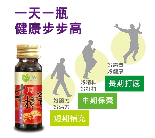 【特活綠】頂級牛樟芝養生精華液(30mlx10瓶)買2送1