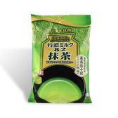 日本 UHA 味覺糖 8.2抹茶牛奶糖袋 81g ◆86小舖 ◆