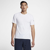 HURLEY|男 ICON QUICK DRY TEE SHORT SLEEVE 衝浪T恤-白(男)