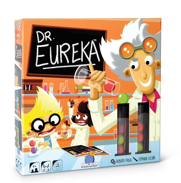 【新天鵝堡桌遊】瘋狂科學家 Dr Eureka