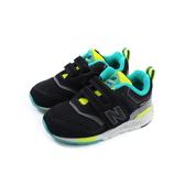 New Balance 997H系列 運動鞋 魔鬼氈 黑色 小童 童鞋 IZ997HCX-W no697