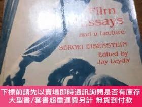 二手書博民逛書店《FILM罕見ESSAYS AND A LECTURE》Y2233 Sergei Eisenstein Pri