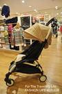【時尚品味】嬰兒車出租法國BABYZEN YOYO II 6新生兒 時尚卡其色 推車!