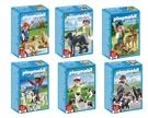 德國Playmobil 摩比 5209~.5214 典藏小狗組,六盒不拆賣