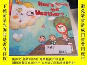 二手書博民逛書店how's罕見the weatherY28297