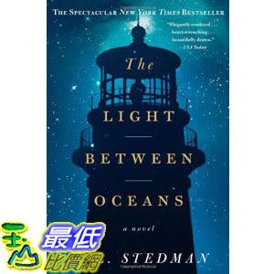 [104美國直購] 美國暢銷書排行榜 The Light Between Oceans Paperback