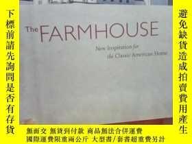 二手書博民逛書店The罕見Farmhouse: New Inspiration