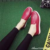 韓國防水鞋雨鞋女成人雨靴情侶男秋短筒膠鞋低筒防滑廚房工作鞋艾美時尚衣櫥