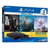 SONY PS4 MEGA PACK 同捆組