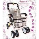 健步車/助行車 銀髮族健步車F238(大...