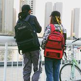 雙肩包男日日韓高中生書包多層大容量旅行背包原宿時尚潮流電腦包 森雅誠品