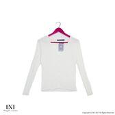 【INI】實穿舒適、美好坑條織紋針織外套.白色