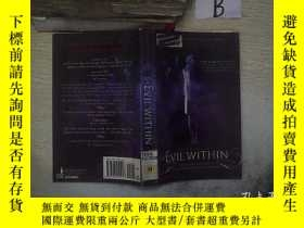 二手書博民逛書店The罕見Evil Within: A Possessions Novel 內心的邪惡:一部財產小說B1Y26