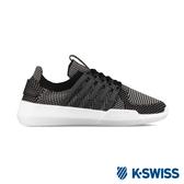 K-SWISS Gen-K Manifesto Knit時尚運動鞋-女-黑/灰