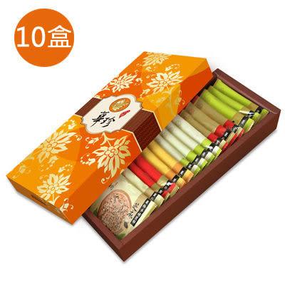 華珍手燒煎餅16入金燦禮盒-10盒