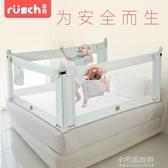 魯茜四面床圍欄寶寶安全防摔防桿1.8-2米通用大床邊擋板YXS 【快速出貨】