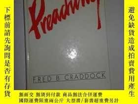 二手書博民逛書店PREACHING罕見FRED B CRADDOCK【615】Y
