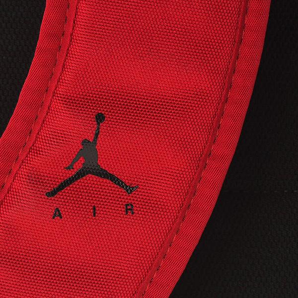 【現貨】NIKE Air Jordan Backpack 背包 休閒 紅【運動世界】9A0289-R78