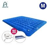 【南紡購物中心】童話世界充氣床 M號(充氣床+床包+電動幫浦) 充氣床 氣墊床 ARC-299M-SET