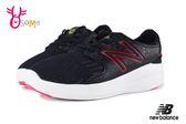 NEW Balance 米奇90周年聯名 印花鬆緊帶 小童 輕量運動鞋 O8436 #黑色 ◆OSOME奧森童鞋