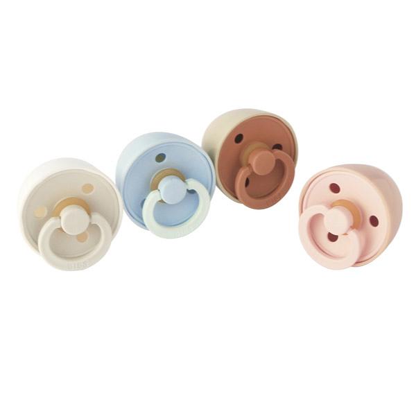 丹麥BIBS COLOUR 安撫奶嘴專用奶嘴蓋(4色可選)-總代理公司貨-