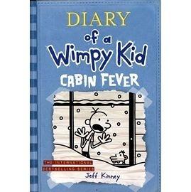 【麥克書店】DIARY OF A WIMPY KID CABIN FEVER #6