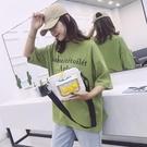 帆布包女斜挎韓版ins百搭單肩包夏天可愛少女學生裝手機的小包包 年前鉅惠