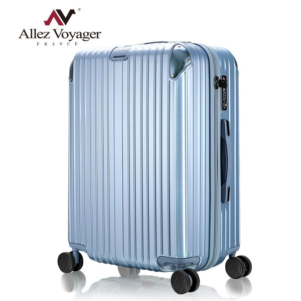24吋 行李箱 旅行箱 PC金屬護角耐撞擊硬殼 法國奧莉薇閣 箱見恨晚系列