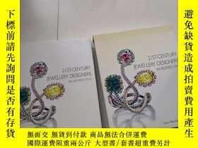 二手書博民逛書店21st罕見Century Jewellery Designer