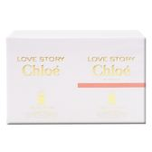 Chloe 愛情故事小小雙氛緞帶限量禮盒(20mlx2)【小三美日】空運禁送