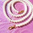 少女心球原創仙女包專用diy錬條包包配件可拆卸珍珠錬條帶 黛尼時尚精品