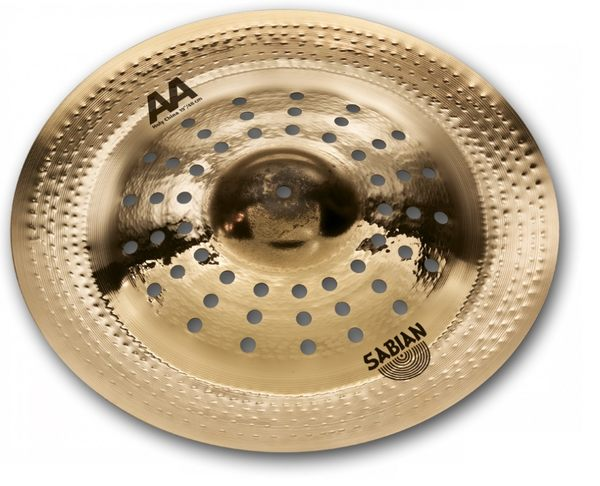 凱傑樂器 SABIAN AA HOLY CHINA CRASH 17吋 銅鈸