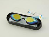 *日光部屋* arena (公司貨)/AGL-1900E-YLSK 競泳型/鍍鏡面泳鏡