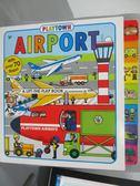 【書寶二手書T6/少年童書_PNU】Airport_Green, Dan (ILT)