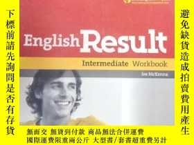 二手書博民逛書店English罕見Result Intermediate: Wo