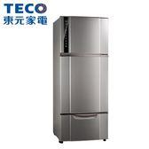 好禮送【TECO東元】543L三門變頻電冰箱R5552VXLH