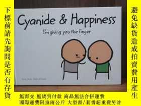二手書博民逛書店Cyanide罕見And Happiness: I M Giving You The FingerY12800