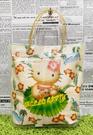 【震撼精品百貨】Hello Kitty 凱蒂貓~日本SANRIO三麗鷗KITTY塑膠袋/購物袋-夏威夷*43671