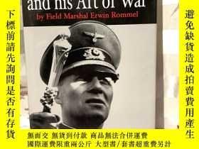 二手書博民逛書店ROMMEL罕見and his Art of War by Fi