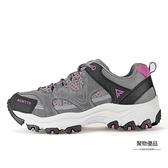 登山鞋女防水防滑徒步鞋輕便透氣耐磨爬山鞋戶外運動鞋【聚物優品】