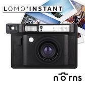 Norns 【Lomo'Instant 拍立得相機 WIDE寬幅 單機  黑色】lomography 底片相機  重曝 B快門 四色濾片